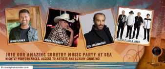 The 2021 Country Music Cruise Giveaway Sweepstakes
