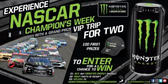 Monster Energy Sweepstakes