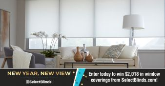 Select Blinds Sweepstakes