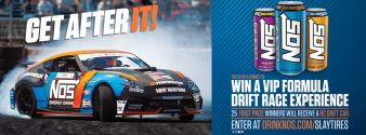 NOS Energy Drink Sweepstakes