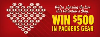 Packers Everywhere Sweepstakes