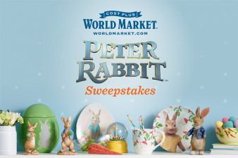 Cost Plus World Market Sweepstakes