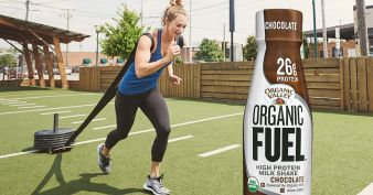 Drink Organic Fuel Sweepstakes