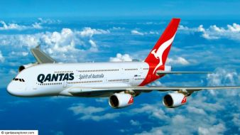 The Qantas Explorer Sweepstakes Sweepstakes