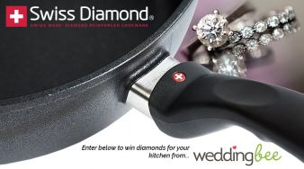 Swiss Diamond & WeddingBee Giveaway Sweepstakes