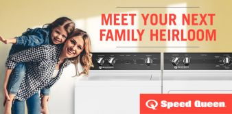 Speed Queen Home Laundry Sweepstakes