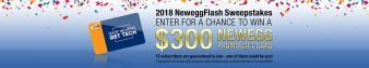 Newegg Sweepstakes