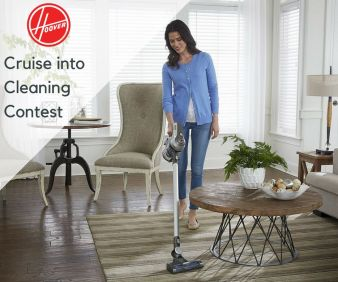 Hoover Canada Sweepstakes