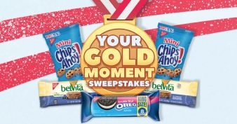 NABISCO GO TEAM USA AT THE OLYMPIC WINTER GAMES YOURGOLDMOMENT SWEEPSTAKES Sweepstakes