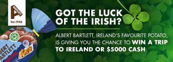 Albert Bartlett Sweepstakes