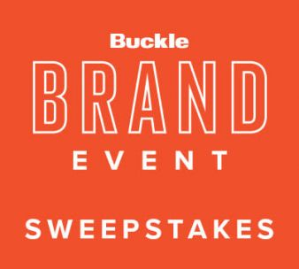 Buckle Sweepstakes