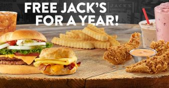 Jack's Family Restaurants Sweepstakes