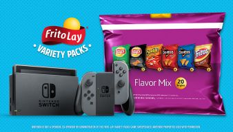 Frito-Lay Sweepstakes