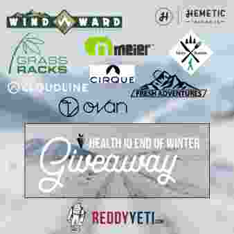 Reddy Yeti · The Health IQ End Of Winter Gear Giveaway Sweepstakes