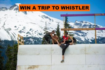 Tough Mudder Sweepstakes