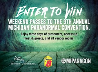 Michigan Paranormal Convention Contest Sweepstakes