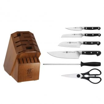 ZWILLING J.A. Henckels USA · WAGC ZWILLING Pro Knife Set Giveaway Sweepstakes