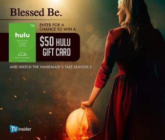 TV Insider · The Handmaid's Tale Giveaway Sweepstakes
