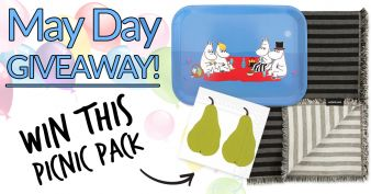 FinnStyle · May Day Giveaway Sweepstakes