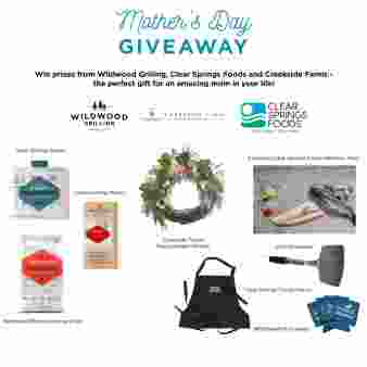 Wildwood Grilling · Mother's Day Giveaway Sweepstakes