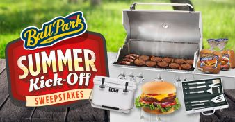 Ball Park Buns & Patties Sweepstakes