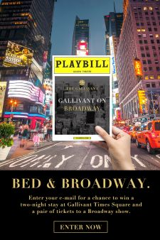 The Gallivant Times Square Sweepstakes