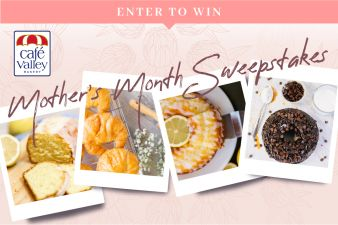 Cafe Valley Bakery Sweepstakes