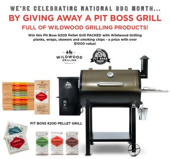 Wildwood Grilling Sweepstakes