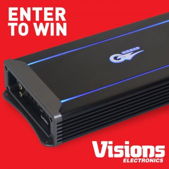 Visions Electronics Sweepstakes