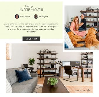 Ashley Furniture Homestore Sweepstakes