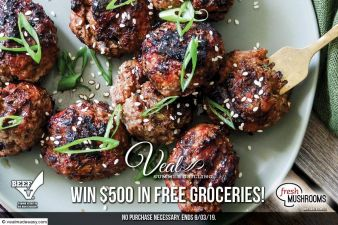 Veal Made Easy Sweepstakes