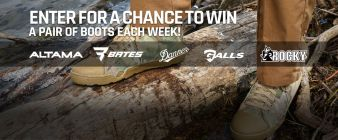 Galls/Footwear Month Giveaway Sweepstakes