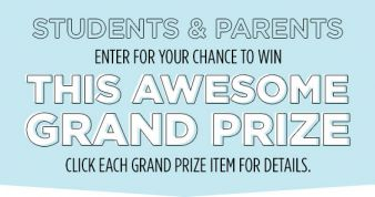 Bed Bath & Beyond® Campus Ready Sweeps Sweepstakes
