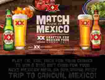 Dos Equis Sweepstakes