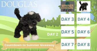 Douglas Cuddle Toys · Countdown to Summer Giveaway Sweepstakes