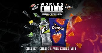 Mountain Dew Ice and Doritos Sweepstakes
