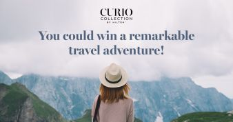 Curio Collection by Hilton Sweepstakes