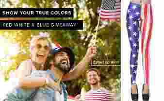 Scott's Marketplace · Red White & Blue Giveaway Sweepstakes