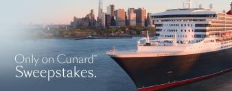 Cunard Sweepstakes