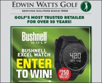 South Coast Golf Guide Sweepstakes