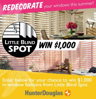 Little Blind Spot Sweepstakes