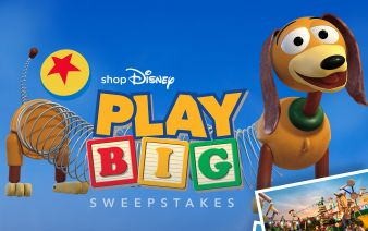 Disney Parks Sweepstakes