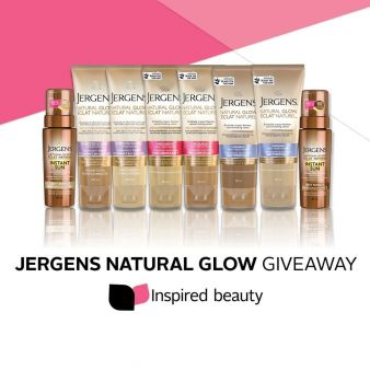 Rexall Drugstore On Instagram: JERGENS Natural Glow Giveaway Sweepstakes
