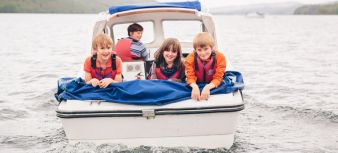 Boating Lake Country Sweepstakes