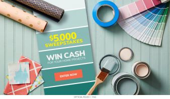 Martha Stewart Sweepstakes