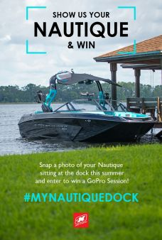Nautique Boats Sweepstakes