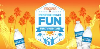 Niagara Water Sweepstakes