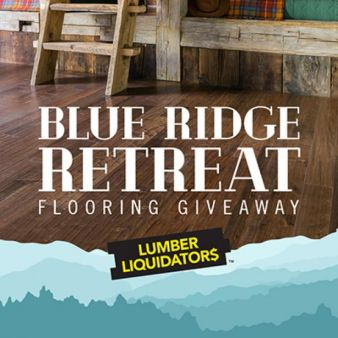 HGTV Lumber Liquidators Sweepstakes
