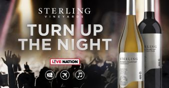Sterling Vineyards Sweepstakes
