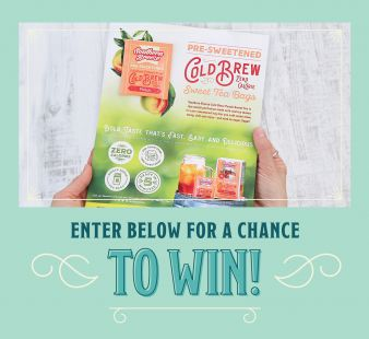 Southern Breeze Sweet Tea Sweepstakes
